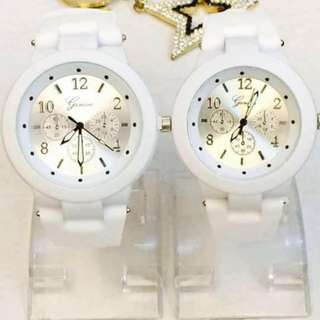 Couple watch with box