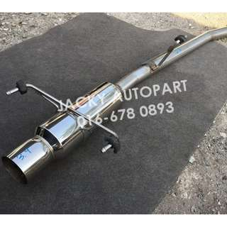 "Muffler Exhaust FGK Power Getter 2.3"" Toyota Japan"