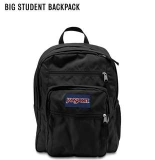 New jansport backpack