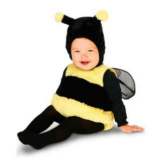 Dream Weavers Bumble Bee Unisex Infant Costume