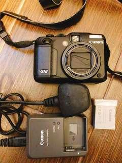 G12相機