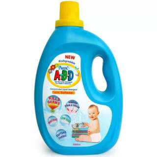 Pureen A-B-D Liquid Detergent 2000 ml