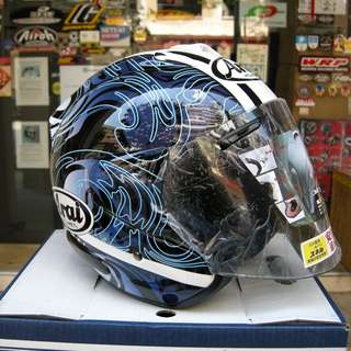 Arai Ram 3 Riptide Blue ! Ready Stock ! Promo ! Do Not PM ! Kindly Call Us ! Kindly Follow Us !