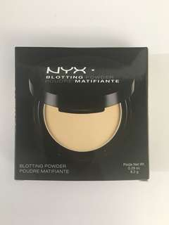 NYX Blotting Powder- Medium Dark