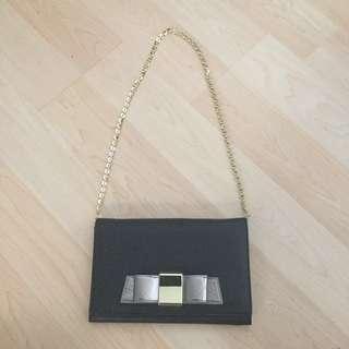 Classy hand bag by Ivanka