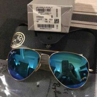 Authentic RayBan Shades For Sale!