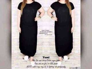 Yumi dress fits upto 2XL