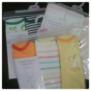 BN Mothercare Baby Romper/Bodysuit