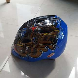Kids Helmet, brand: Bell, size xs (until approx. 3/3.5 years), cleaned & sanitized