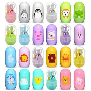 Baby Manicure & Pedicure Set