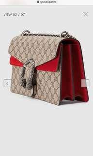 Gucci Dionysus tote bag!