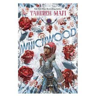 E-book English Novel - Whichwood (Furthermore #2) by Tahereh Mafi