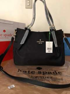 Kate Spade two way bag authentic overrun