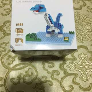 BNIB Mini blocks excellent for kids