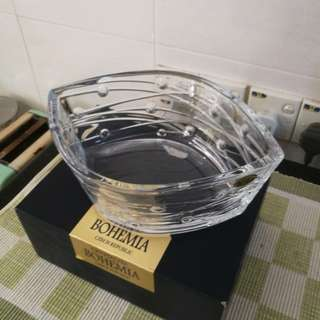 Bohemia Glass Bowl