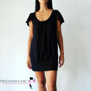 KOOKAI Frill Sleeve Dress Size 2 - Brand New with Tags