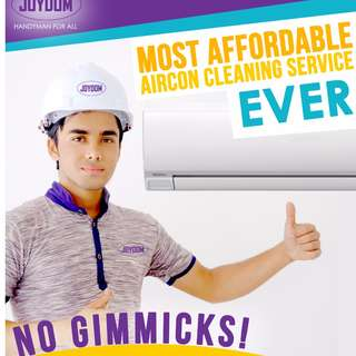 Aircon Servicing (Yearly Contract, 4x a year!) 8163 2621