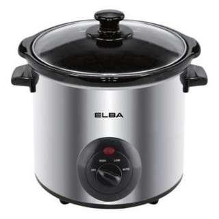 ELBA 3.0L SLOW COOKER