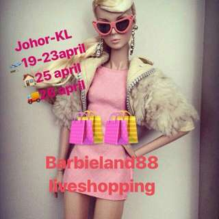 Live shopping Malaysia