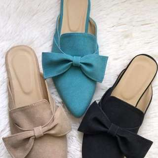 Ribbon mules