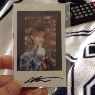 Stray Kids Polaroids