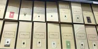 Jo Malone Perfume (for men and women)