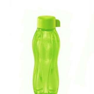 Tupperware Eco Bottle (1) 310ml - Green