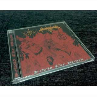 CD ALBUM - SAITAN & NECROHOLOCAUST