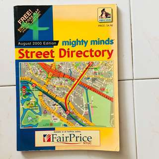 Street Direct directory year-2000