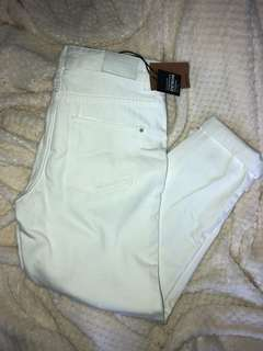 glassons white mom jeans