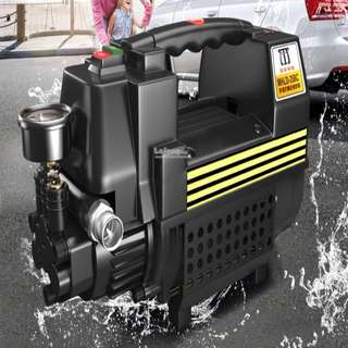 Portable High Pressure Water Pressure Washer / Water Jet 110Bar
