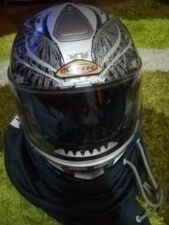 Helmet Fullface MHR