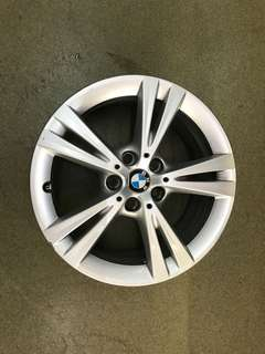 "17"" 5x112 bmw f45 used rim 1 set 280"