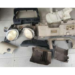 Toyota Soarer parts - JZZ30