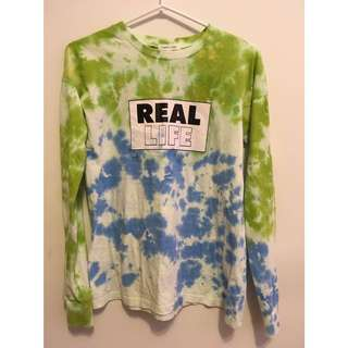 Urban Outfitters UO tie dye shirt