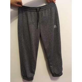 Adidas cropped sweatpants