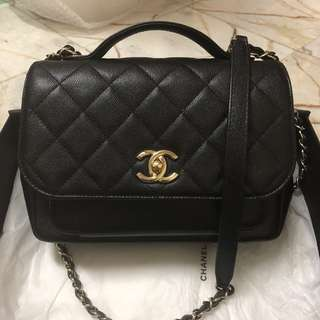 Authentic Chanel Affinity Small Flap
