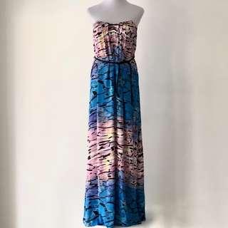 Sheike Mythical Maxi Dress Size 10 - Brand New