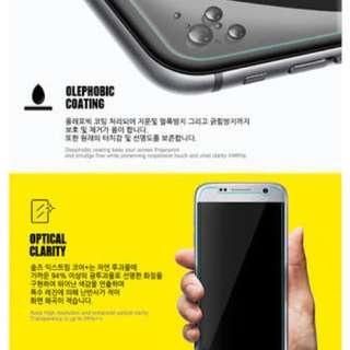 "KOREAN Tempered Glass Vivo V9 6.3"" Screen Guard 2.5D 9H"
