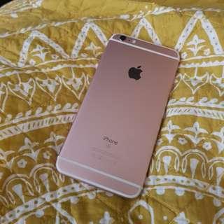 IPHONE 6S PLUS // ROSE GOLD 128GB //