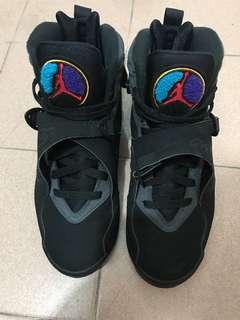 Air Jordan 8 ,9成半新