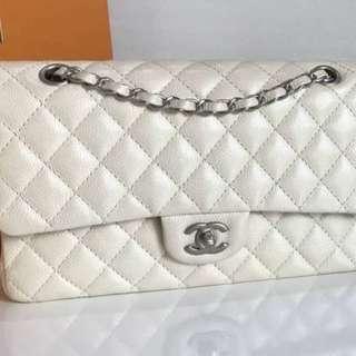 Authentic Chanel Classic Flap Bag