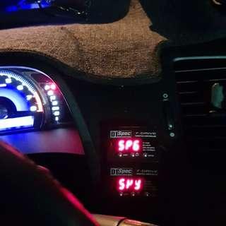 Throttle controller D1 spec