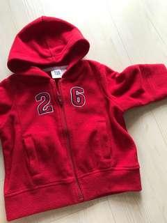 Baby Jacket fleece