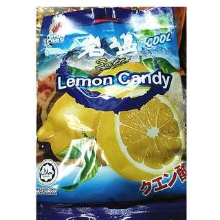 🚚 岩鹽檸檬糖 138g
