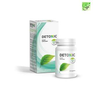 Detoxic for parasites and cleansing the body