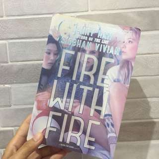 Fire With Fire English Book (Paperback)