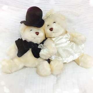 Wedding bears 🐻