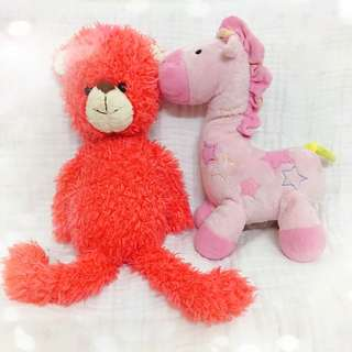 Bear n pony