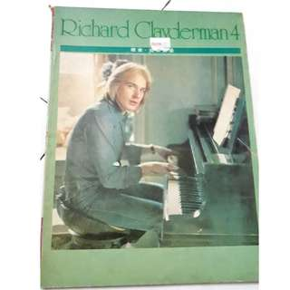Richard Clayderman music Piano book